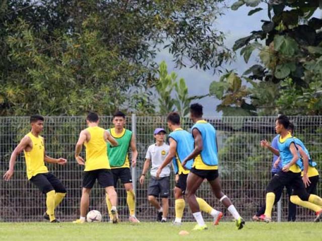 """Bí mật """"hang cọp"""" nơi ĐT Malaysia """"luyện võ"""" đấu Việt Nam chung kết AFF Cup"""