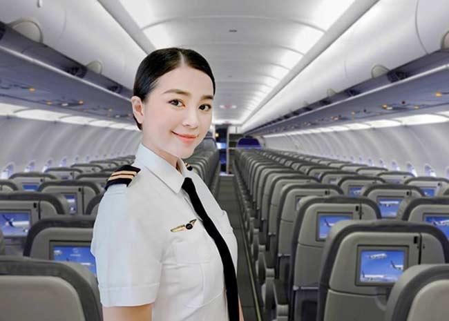 Diệu Thúy là một trong những nữ phi công xinh đẹp của Việt Nam được nhiều người nhắc đến.