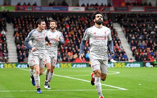 """Liverpool """"lên đỉnh"""" Ngoại hạng Anh: Niềm vui ngắn chẳng tày gang? - 1"""