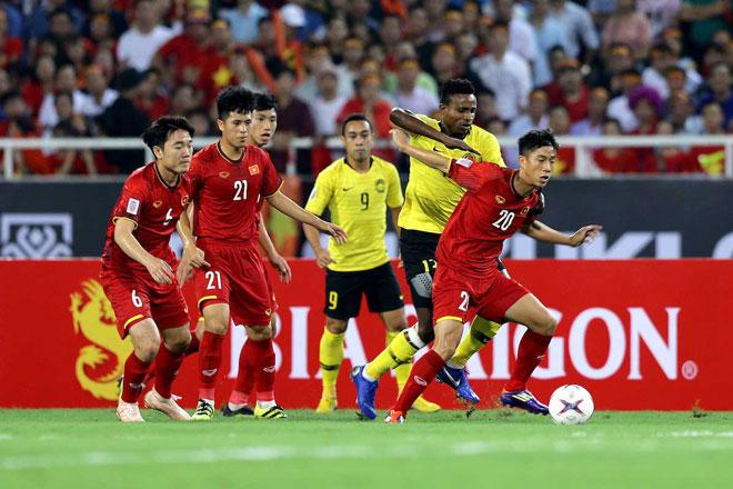 """Malaysia """"lột xác"""" sau khi thua VN: Thầy Park chú ý bài tủ của đối thủ - 1"""