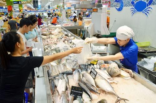 Thủy sản xuất khẩu vẫn khó bán nội địa - 1