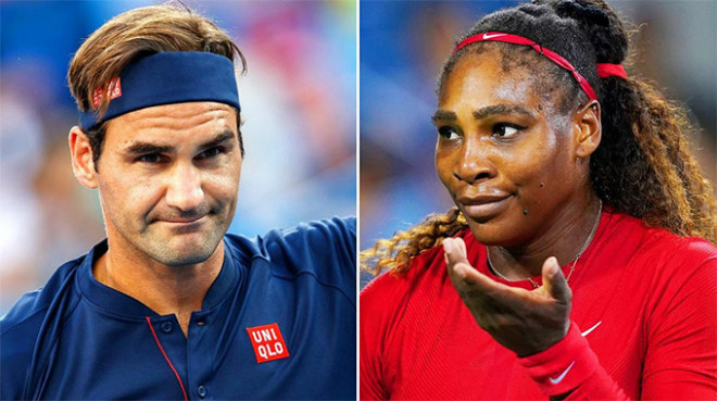 Tin thể thao HOT 9/12: Federer bất ngờ ca ngợi Serena Williams - 1
