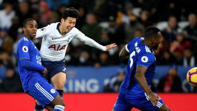 Leicester City - Tottenham: Siêu phẩm mở khóa màn rửa hận đáng nhớ - 1