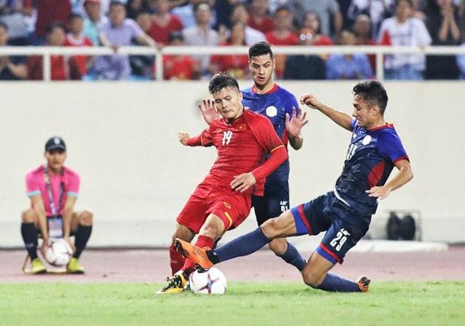 Với Park Hang Seo, đã có 2 Việt Nam ở bán kết - 1