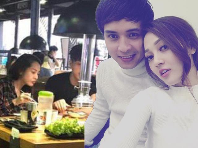 Hồ Quang Hiếu đi ăn cùng Bảo Anh sau clip thân mật với Khổng Tú Quỳnh?