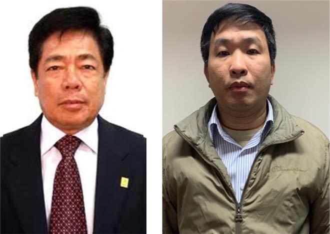 Bắt nguyên Tổng Giám đốc Vinashin Trương Văn Tuyến - 1
