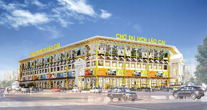 Chợ du lịch vùng biên lớn nhất Việt Nam - 1