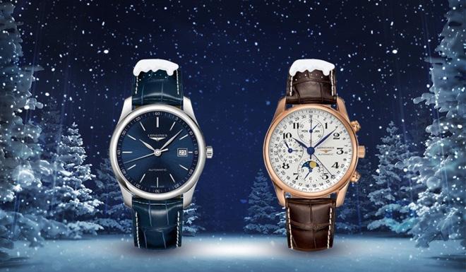 Quà tặng đồng hồ đeo tay chính hãng tại Luxury Shopping - 1