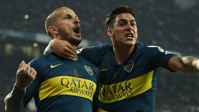 River Plate - Boca Juniors: Đoạt cúp nhờ ngược dòng siêu kịch tính - 1