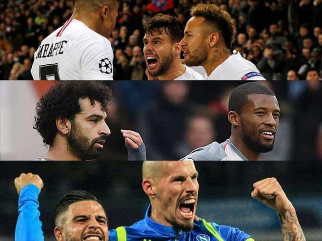 """Trước lượt cuối vòng bảng Cúp C1: """"Cửa tử"""" chờ Liverpool & PSG - 1"""