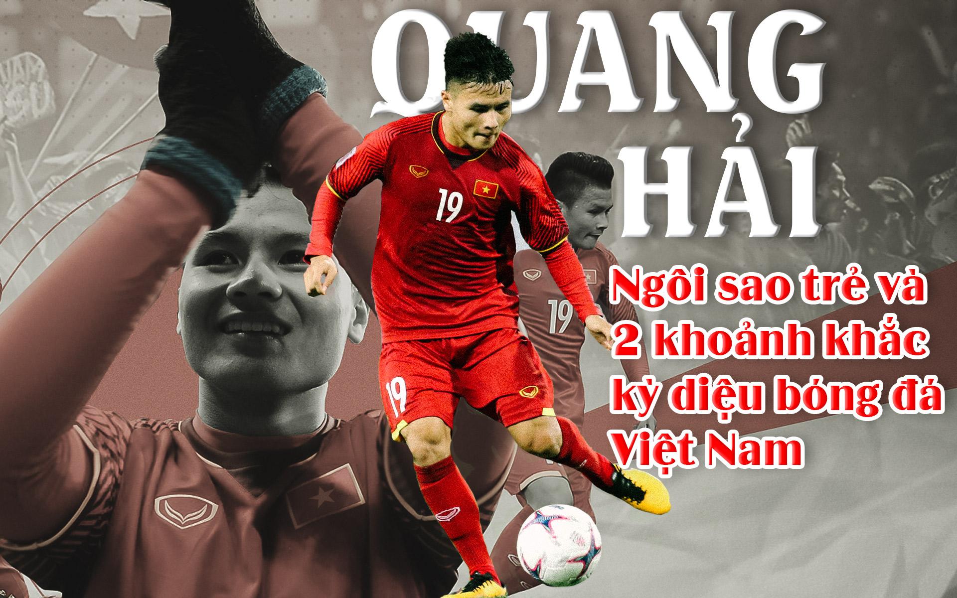 Quang Hải – Ngôi sao trẻ & 2 khoảnh khắc kỳ diệu bóng đá Việt Nam - 1