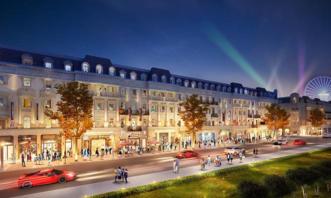 Sun Plaza Grand World - Shophouse Europe chính thức ra mắt tại Hạ Long - 1