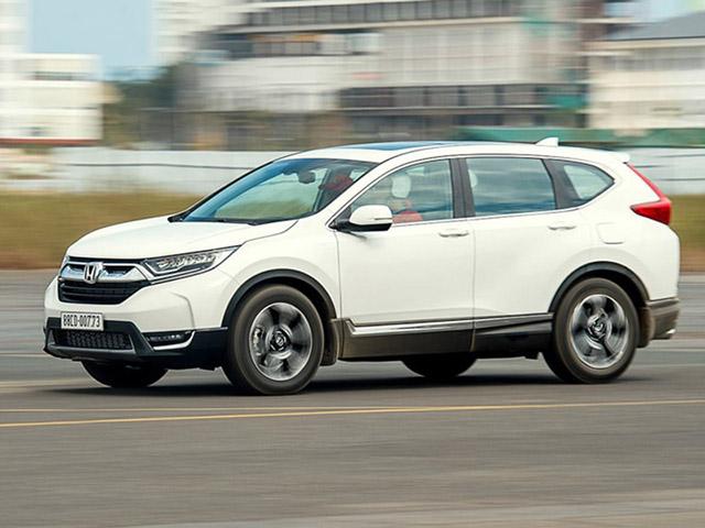 Honda Việt Nam bất ngờ công bố giá bán mới cho CR-V