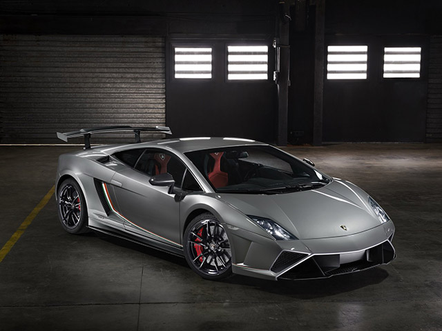 1152 chiếc Lamborghini Gallardo bị triệu hồi tại Mỹ
