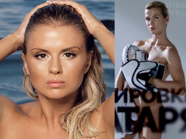 """4 nữ thần thể thao """"cởi sạch 100%"""": Kể chuyện bằng ngôn ngữ cơ thể"""
