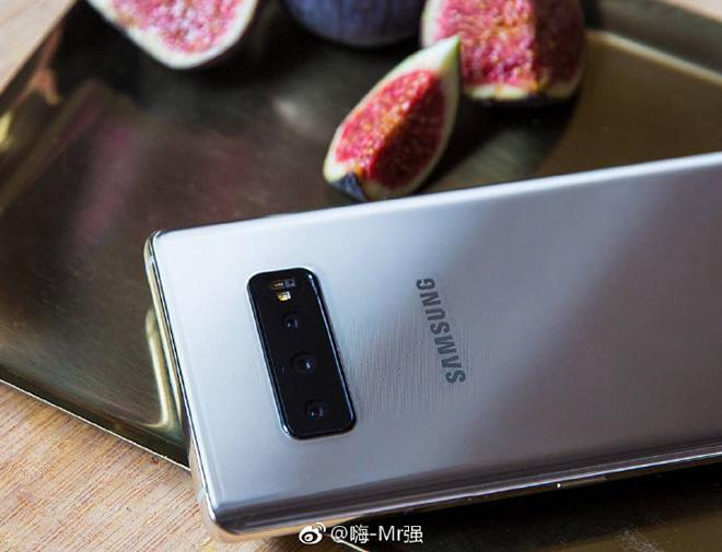 Đây thực sự là chiếc điện thoại Galaxy S10 sắp ra mắt? - 1