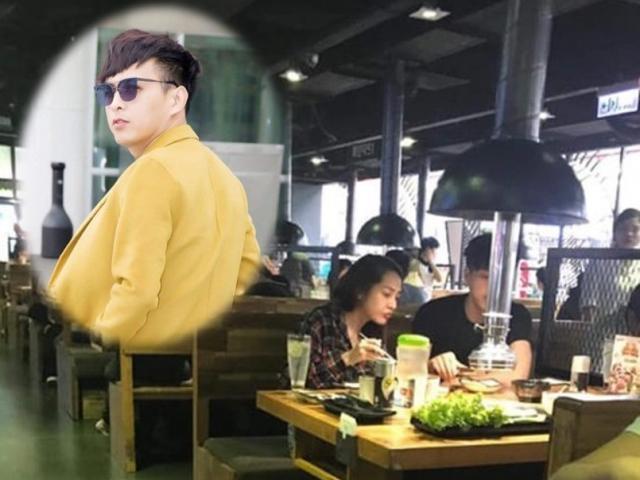 Đời sống Showbiz - Hồ Quang Hiếu lần đầu lên tiếng về ảnh bị chụp lén đi ăn cùng Bảo Anh