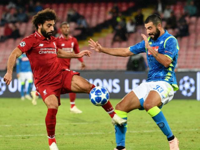 Trực tiếp Liverpool - Napoli: Những phút cuối hồi hộp (KT)