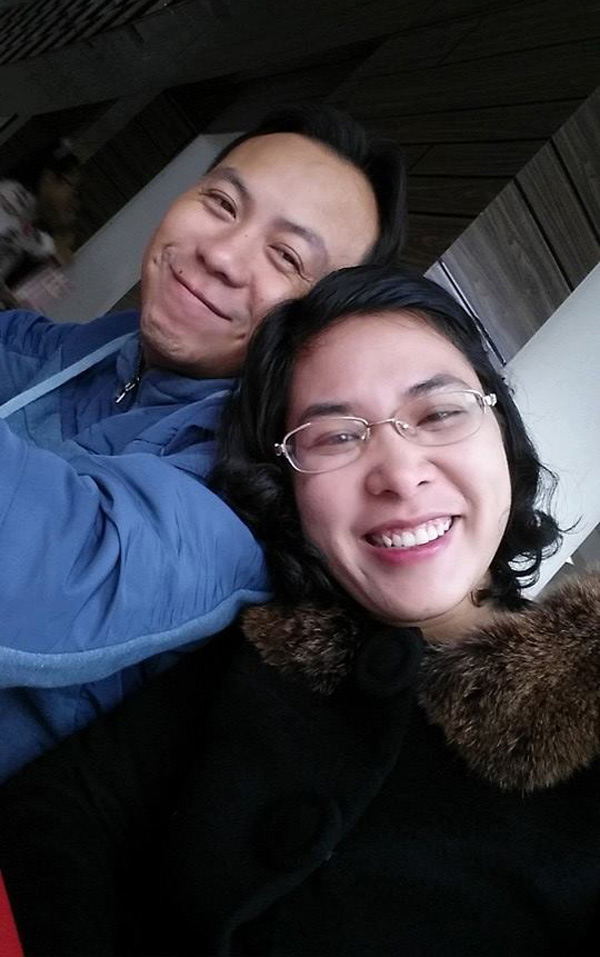 Bài dự thi My Happiness (số 28): Chúng tôi là duyên phận của nhau - 1