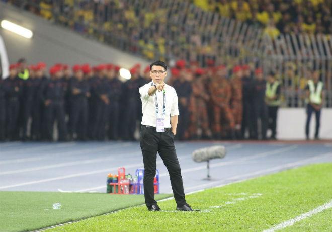 Malaysia bị hòa 2-2: HLV Tan Cheng Hoe khen Việt Nam đá hay suốt năm - 1