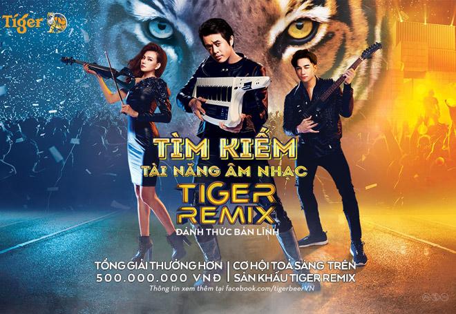 Tìm kiếm tài năng âm nhạc trình diễn trên sân khấu cùng Mỹ Tâm, Sơn Tùng M-TP - 1