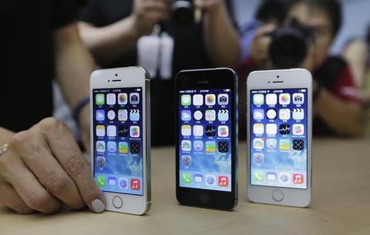 Trung Quốc cấm cửa gần như toàn bộ iPhone - 1