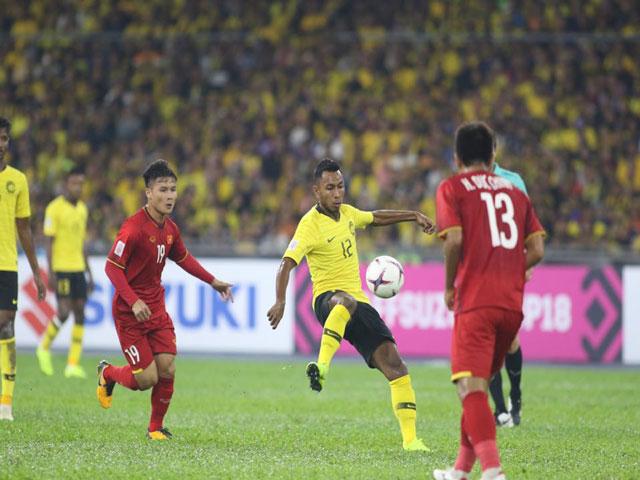 Trực tiếp Malaysia - Việt Nam: Ăn miếng trả miếng (Chung kết AFF Cup)