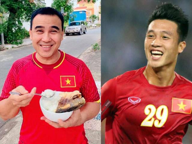 """Huy Hùng nhận thưởng 1 tỷ: Sao Việt """"nhuộm đỏ"""" mạng xã hội"""