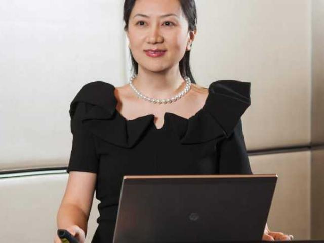 Giám đốc Huawei được bảo lãnh tại ngoại với số tiền khổng lồ