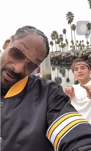 Sơn Tùng bí mật sang Mỹ hợp tác cùng rapper Snoop Dogg - 1