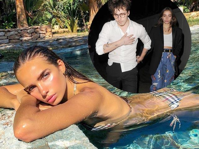 """Quý tử nhà Beckham """"xứng danh đệ nhất sát gái"""" khi lại yêu người mẫu nóng bỏng"""