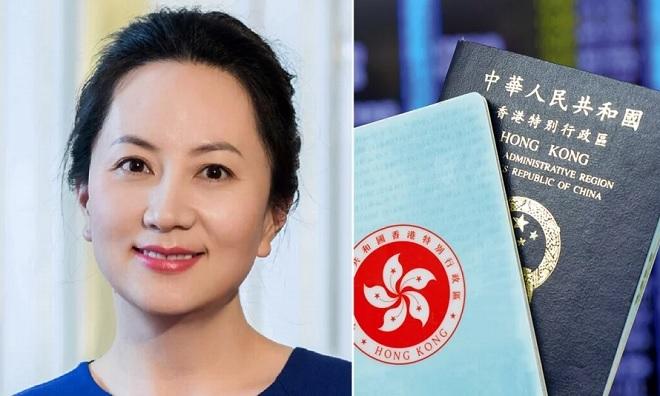Vì sao giám đốc Huawei bị bắt ở Canada có nhiều hộ chiếu như điệp viên? - 1