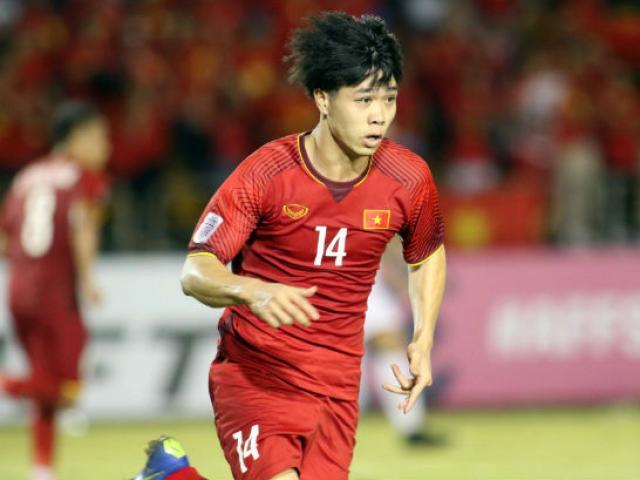 Việt Nam suýt hạ Malaysia: Tại sao Công Phượng chỉ vào sân 20 phút cuối trận?