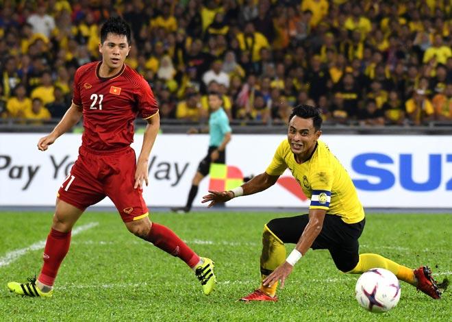 ĐT Việt Nam đấu Malaysia: 3 SAO hay nhất chung kết lượt đi là ai? - 1