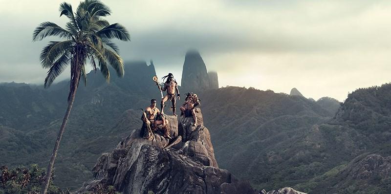 Kinh ngạc những bộ tộc hoang dã, sống biệt lập với thế giới - 1