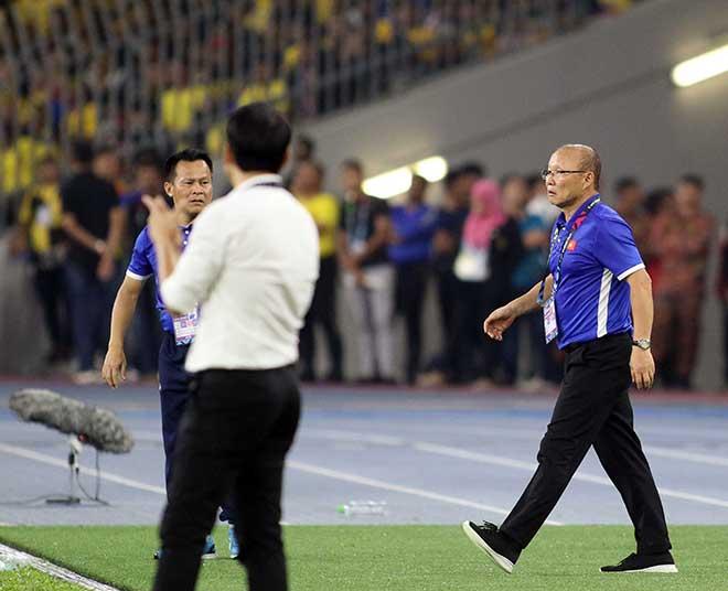 ĐT Việt Nam làm Malaysia hoảng hốt: Thầy Park bình thản, Tan Cheng Hoe nóng nảy - 1