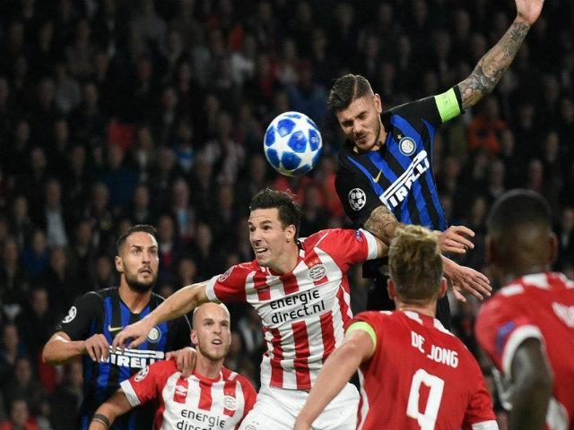 Inter Milan - PSV: Tội đồ gieo nỗi sầu kinh hoàng