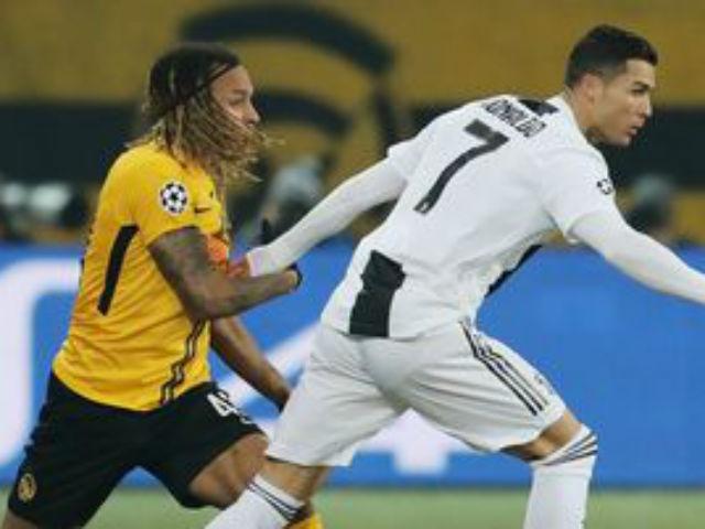 """Young Boys - Juventus: Ronaldo bắn phá, hai """"cú đấm"""" choáng váng"""