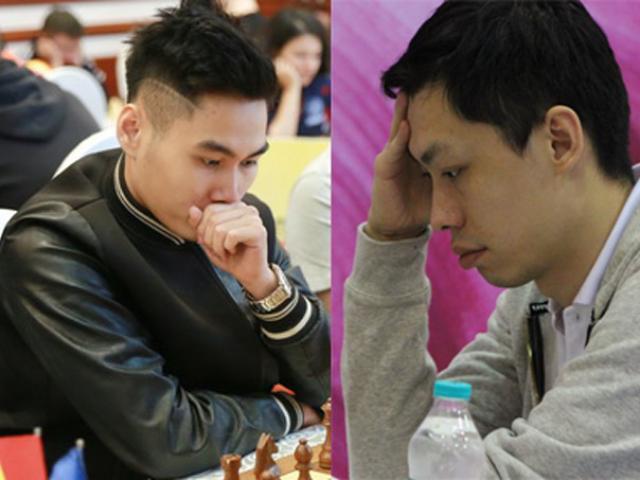 """Cờ vua châu Á: Tuấn Minh """"giăng bẫy"""" nhà vô địch Trung Quốc bất lực"""