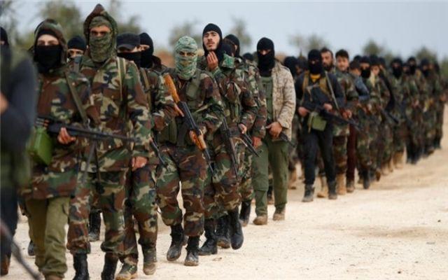 """Đại chiến Syria: Hàng trăm khủng bố ùn ùn kéo tới """"chảo lửa"""" Idlib - 1"""