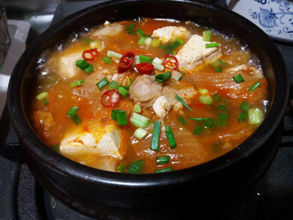 Ấm sực ngày đông nhờ những món canh cay nóng chuẩn vị Hàn-Ẩm thực 24h