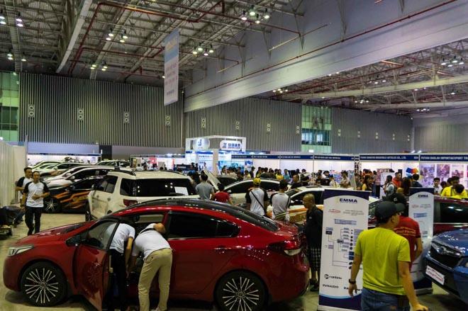 500 gian hàng cùng tham gia triển lãm công nghệ Saigon Autotech 2019 tổ chức vào giữa năm sau - 1