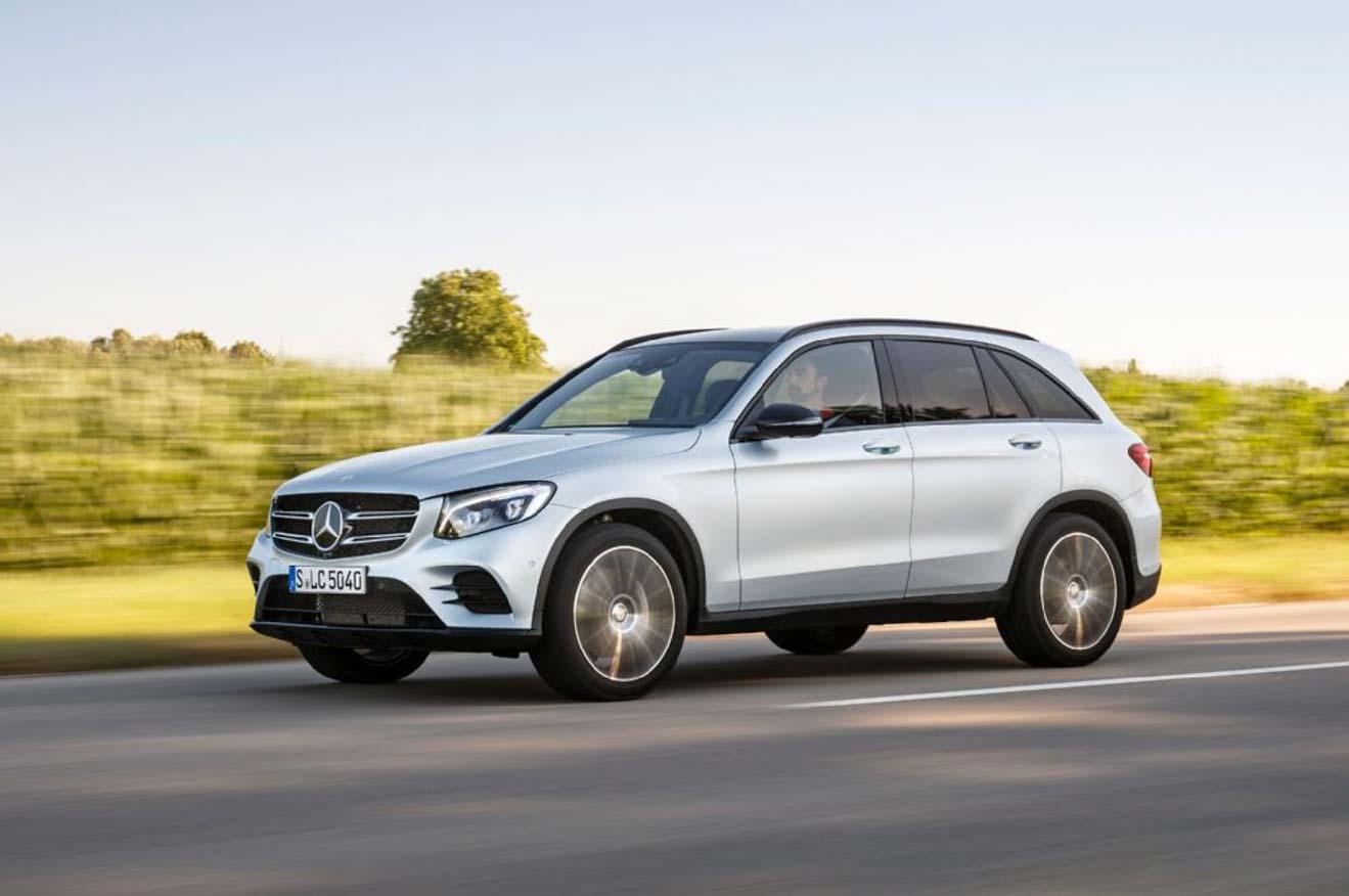 Giá xe Mercedes GLC 2019 cập nhật mới nhất kèm ưu đãi hấp dẫn - 1