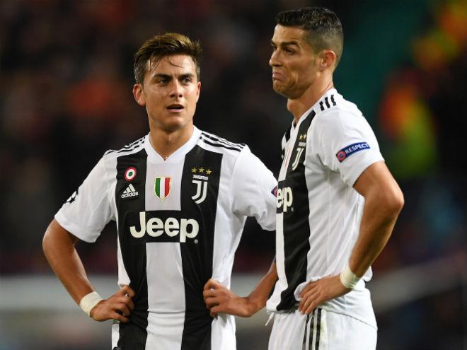 """Ronaldo 1 bàn/5 trận cúp C1: """"Vua"""" ẩn mình chờ """"bung lụa"""" vòng knock-out - 1"""