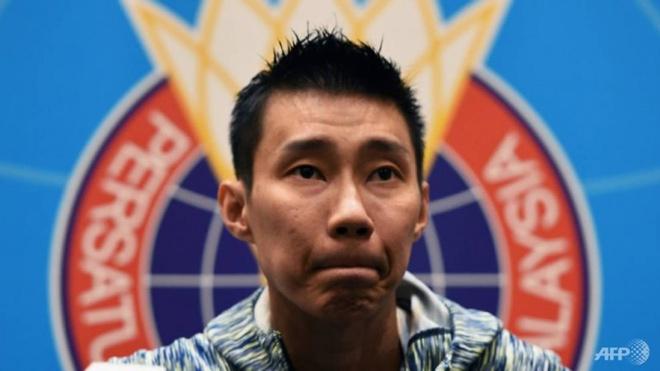 """""""Tử thần"""" ung thư gọi tên: Lee Chong Wei đổ gục, bật khóc và bất động - 1"""