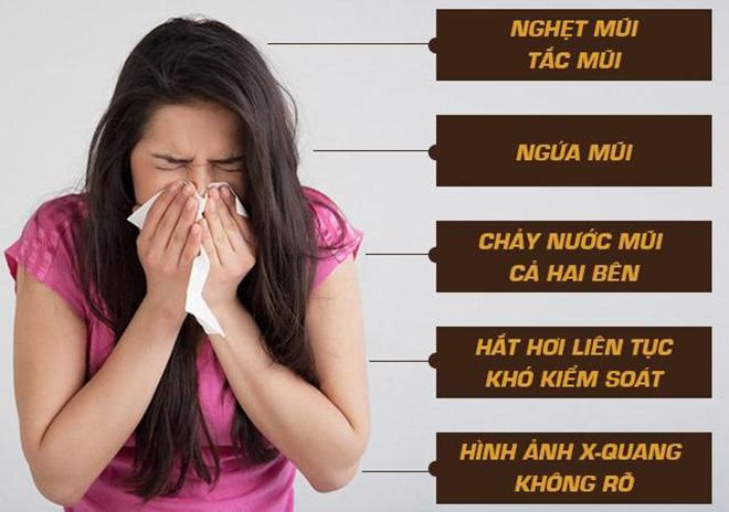 Cách chữa viêm mũi dị ứng hiệu quả bằng thảo dược ai cũng khen hay - 1