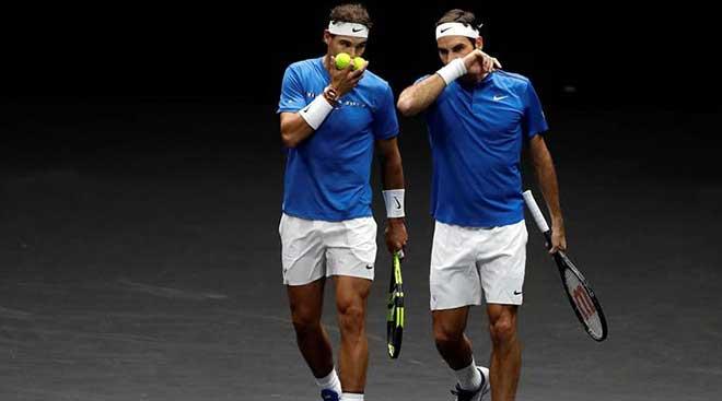 Tin thể thao HOT 14/12: Federer & Nadal cùng đấu Laver Cup 2019 - 1