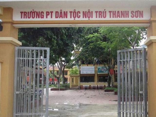 Bắt hiệu trưởng bị tố dâm ô nhiều học sinh ở Phú Thọ