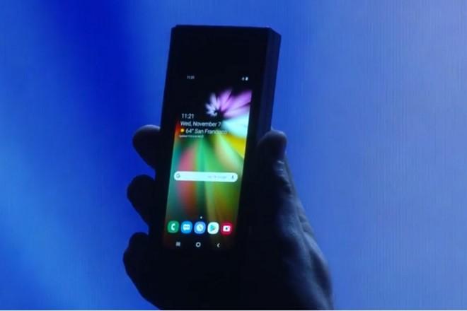 Galaxy F xuất hiện cấu hình RAM 8 GB, pin siêu khủng - 1