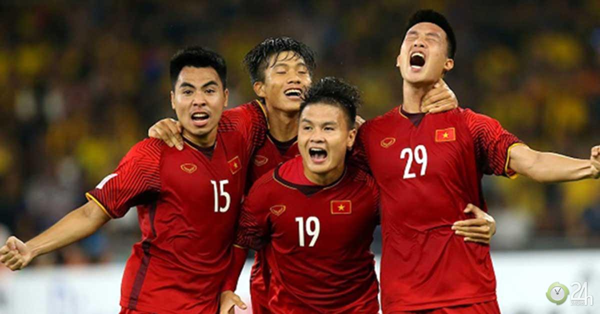 Tin nóng AFF Cup 15/12: Truyền hình Hàn Quốc trực tiếp Việt Nam -  Malaysia-Bóng đá 24h
